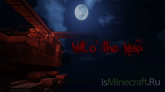 "[Horror Map] ""Will o' the Wisp"" 1-2 players! [1.8]"