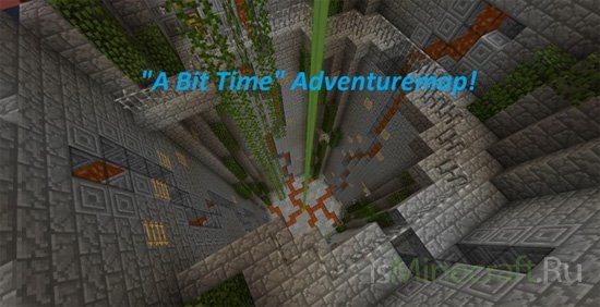 """A Bit Time"" AdventureMap [Карта]"