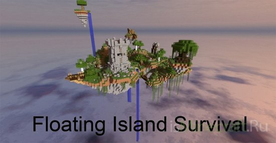 Floating Island Survival [1.8]