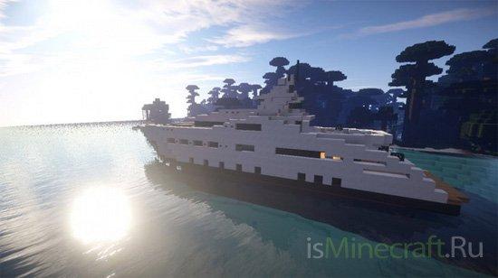 Yacht Rockit [Объект]